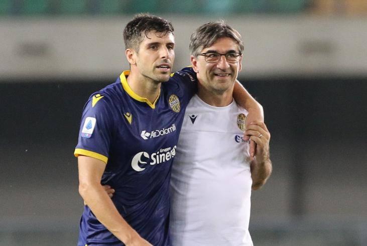 ITA, Serie A, Hellas Verona vs SPAL Ferrara