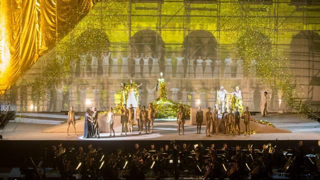 Spektakularna riječka 'Aida' vratila je operu u velikom stilu