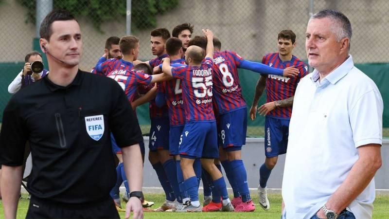'Suci su odradili odličan posao u Puli, Hajduk pobjeđuje bez igre'
