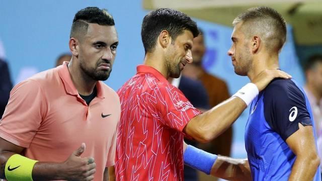 Kyrgios uzvraća: Dosadan mi je tvoj naporni tenis. Možda ti čak  naraste taj kikiriki od mozga...