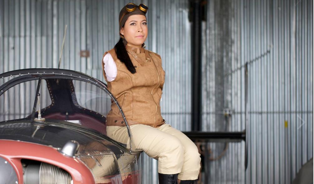 Pilotkinja bez ruku: Nije htjela da joj nedostaci išta određuju