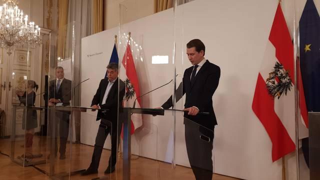 S Kurzom nema labavo: Stiže još tvrđi lockdown u Austriji