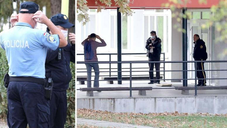 UŽIVO Roditelji odvezli dječaka, otac nije htio primiti poziv na obavijesni razgovor u policiji
