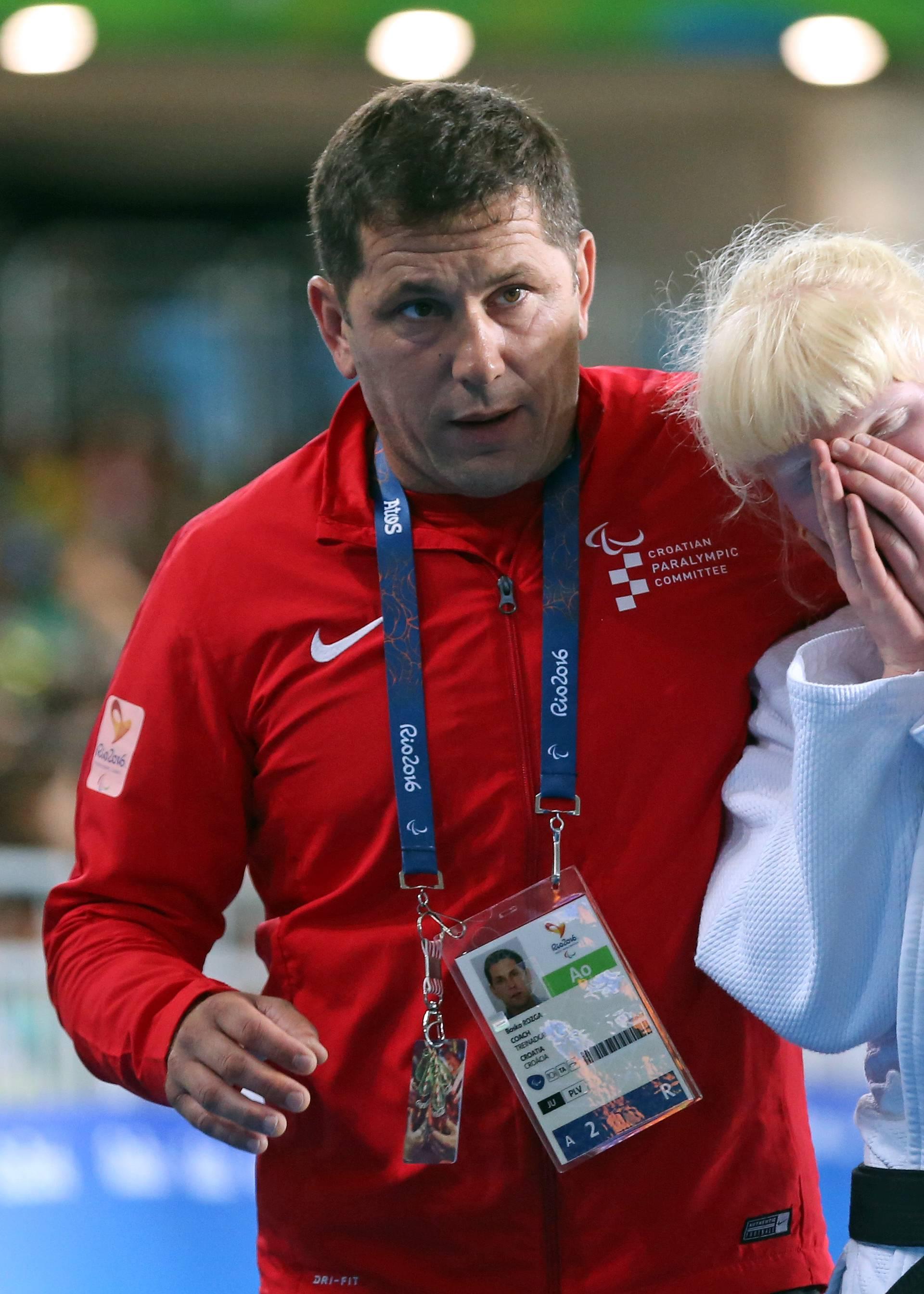 POI RIO2016: Lucija Breškoviæ u repasažu pobijedila Britanku Gre