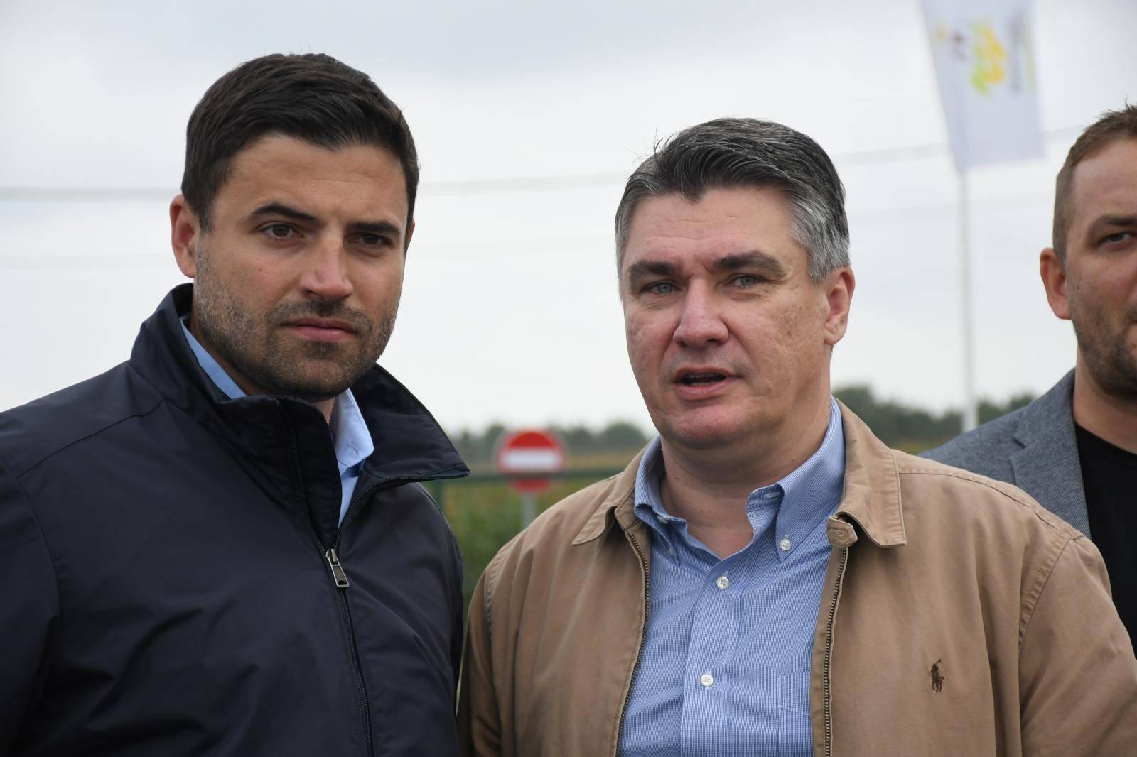 Zoran Milanović obišao Međunarodni jesenski bjelovarski sajam
