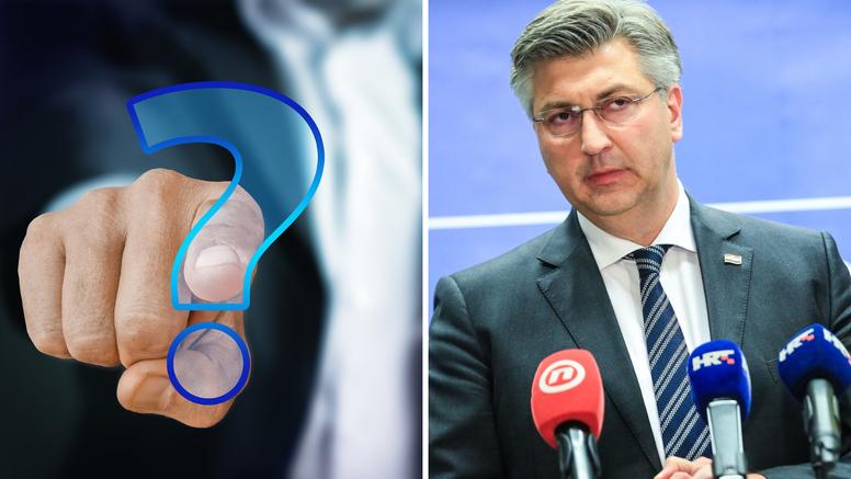 Najpopularniji političar je 'Nitko', najnegativniji Plenković
