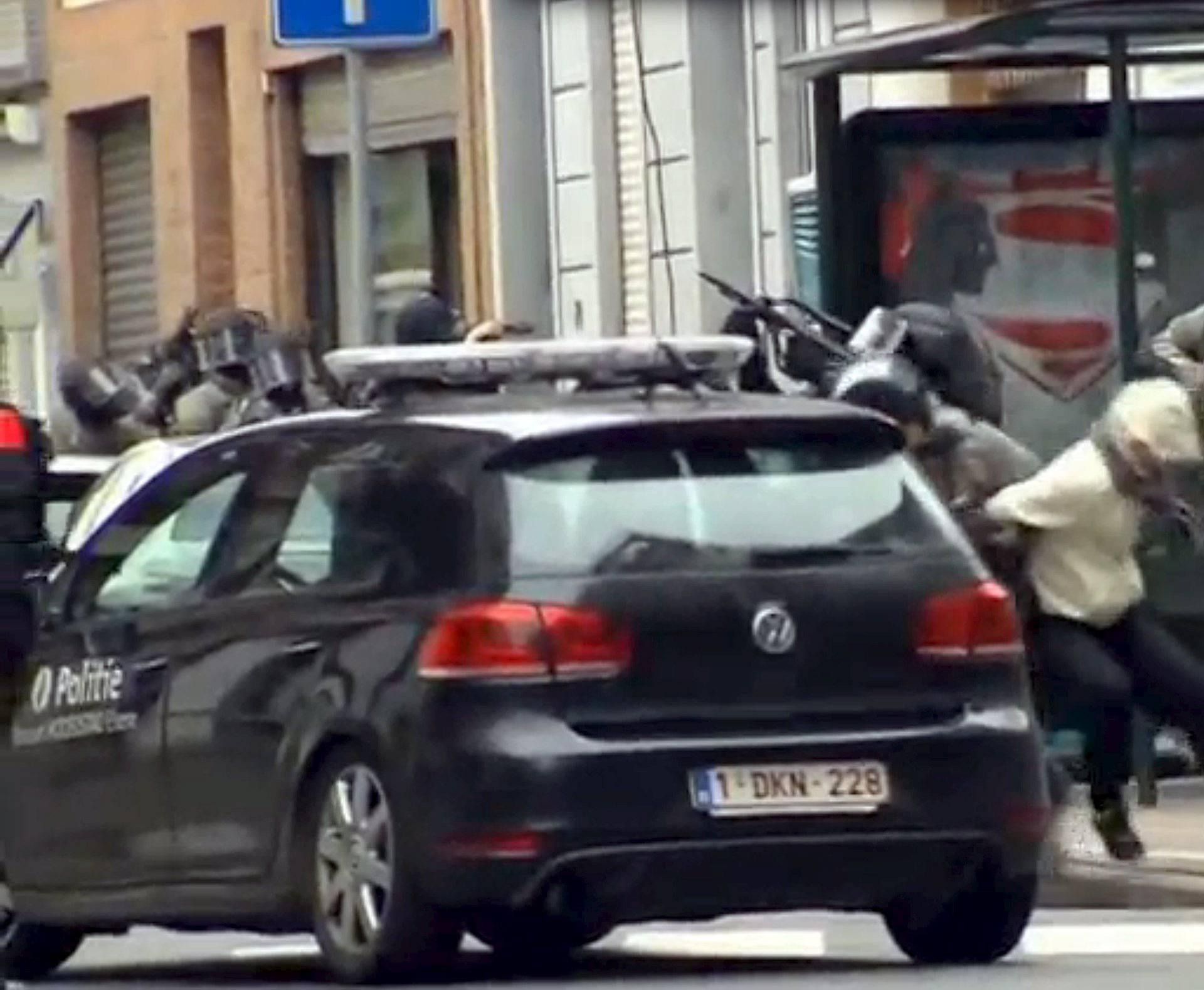 Objavljena je snimka Salahova uhićenja; Hollande:  Nije gotovo