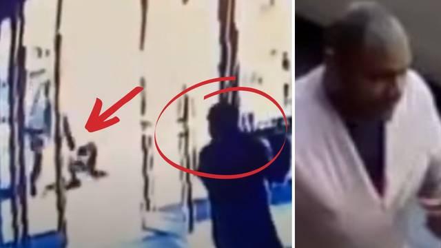 UZNEMIRUJUĆI VIDEO Mlatio Azijatkinju u New Yorku, a  zaštitar je sve samo gledao