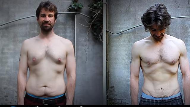 Svaki dan, godinu dana, radio 100 sklekova: Smršavio je 10 kg