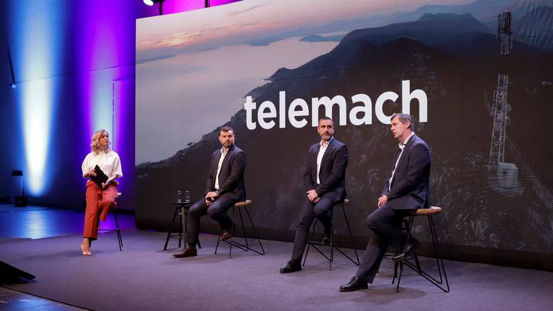 Telemach Hrvatska na optičkoj mreži od danas nudi brzi fiksni internet i fiksnu telefoniju