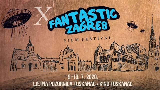 Evo što sve nudi ovogodišnji 10. Fantastic Zagreb Film Festival