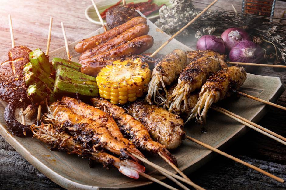 Kineski grill party na Bundeku: Slatko-kiseli okusi sa žara