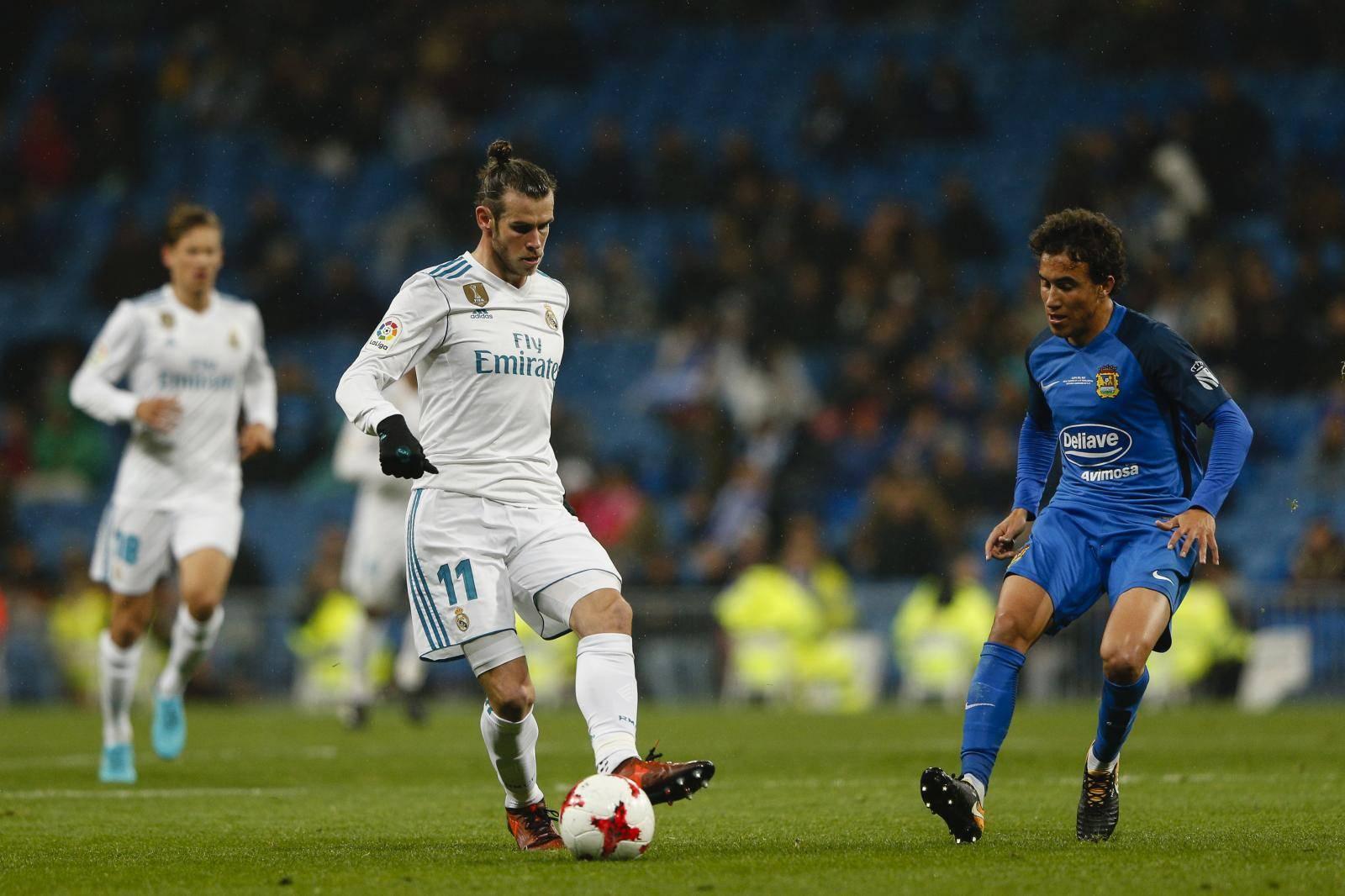 COPA:  COPA DEL REY REAL MADRID VS FUENLABRADA