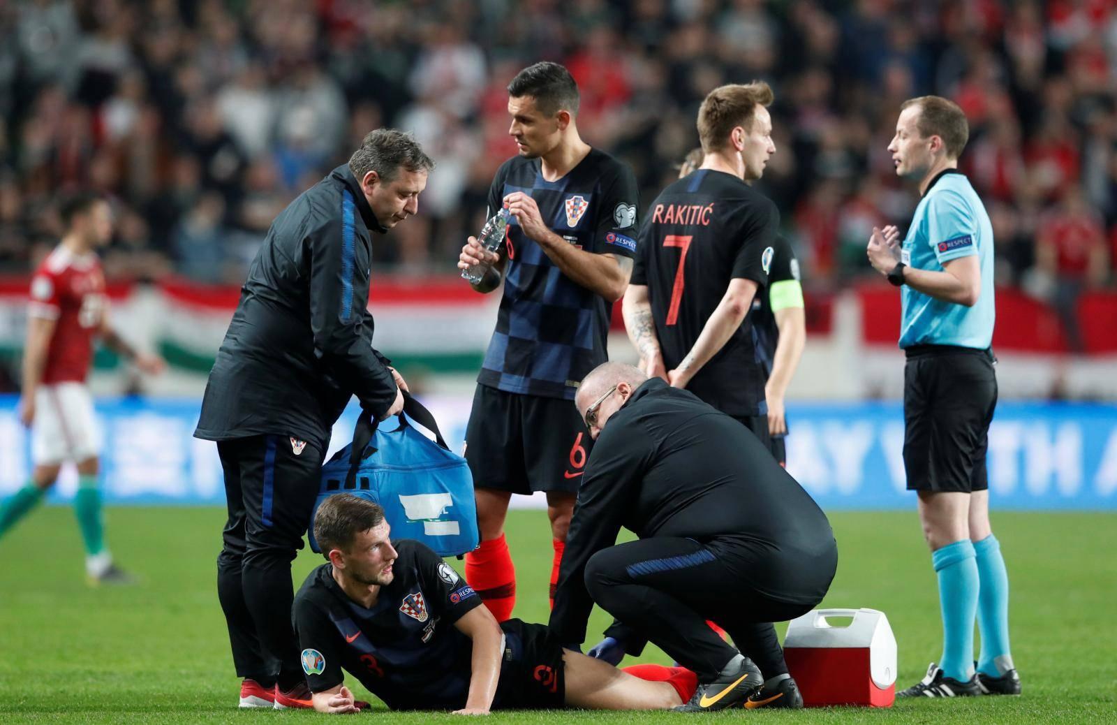 Euro 2020 Qualifier - Group E - Hungary v Croatia