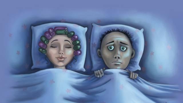 10 top savjeta kako opet zaspati ako ste se probudili usred noći