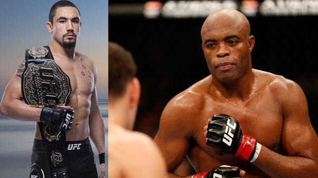 Šok za UFC: Whittaker otpao, Anderson Silva predvodi event