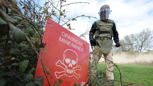 Još ima sumnjivih područja: Za manje mina treba više ulagati