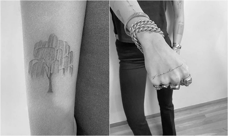 Drveće, srca i imena najveći su trendovi u svijetu tetoviranja