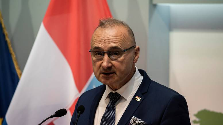 Grlić Radman: 'Hrvatska će se suprotstaviti ilegalnoj migraciji'
