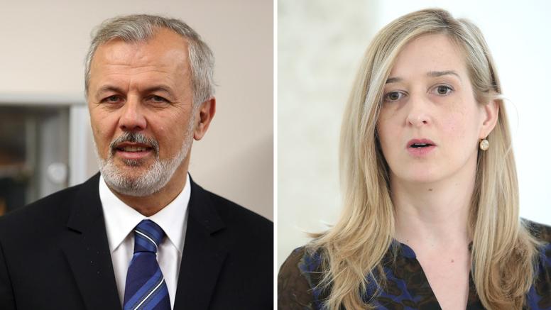 Sanader: 'Ahmetović nema ni elementarno znanje o europskoj ni međunarodnoj politici'