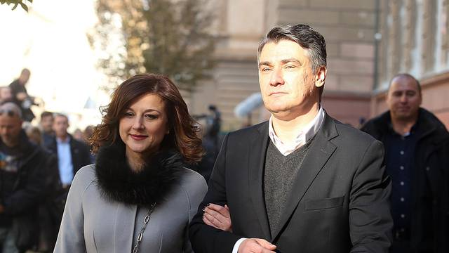 'Ne želim da se Zoran vrati u politiku. Sada nam je predivno'