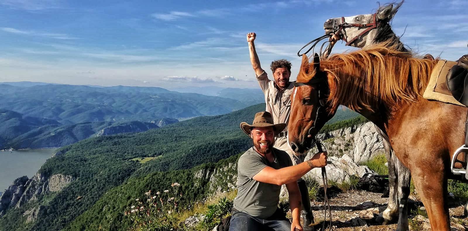 Điha, điha: S konjima Zekom i Divnom putuju do Crnog mora