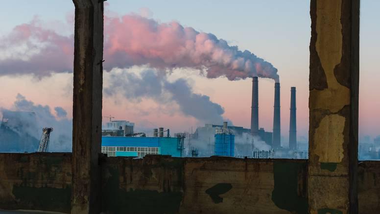 Atmosfersko taloženje metala potrebno je redovito nadzirati