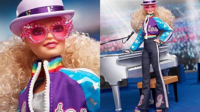 Elton John sada ima vlastitu Barbie, odjevenu u disko stil