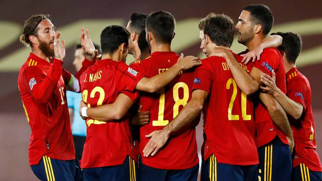 UEFA Nations League - League A - Group 4 - Spain v Switzerland