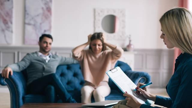 Borite se za brak: 20 razloga za odlazak na bračno savjetovanje
