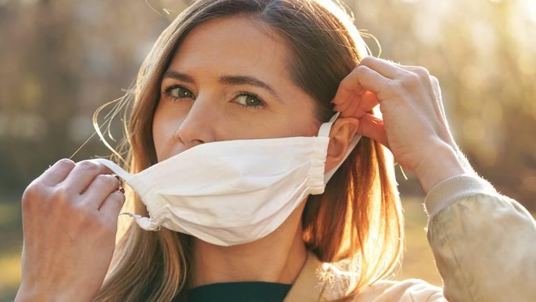 Nosite li masku pod nosom, kao da je ni ne nosite - ne štite vas!