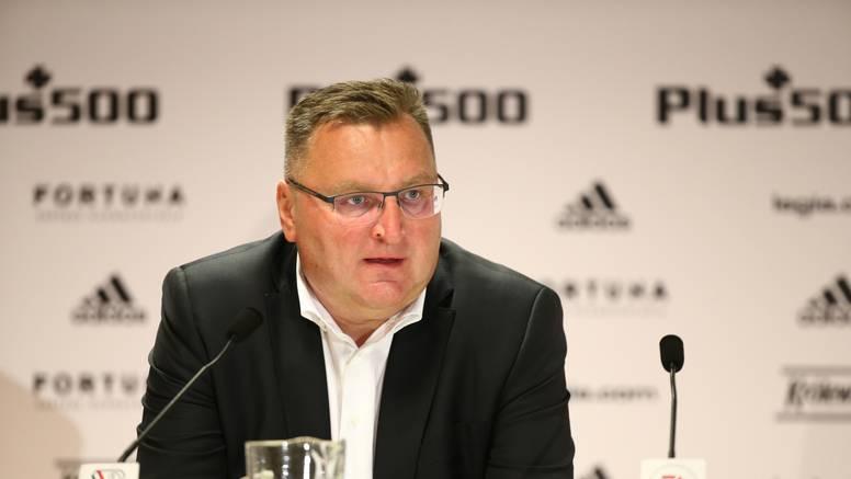 Trener Legije: Sudac nije svirao faulove Dinamu. Suđenje je u Zagrebu bilo puno, puno bolje