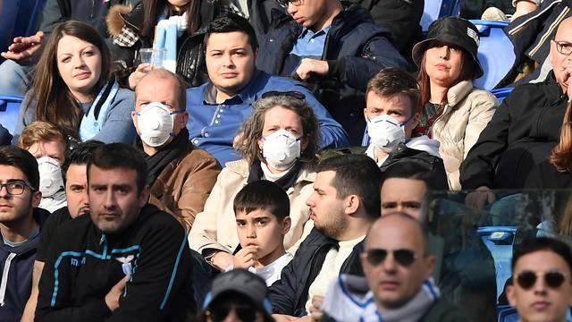 Serie A - Lazio v Bologna