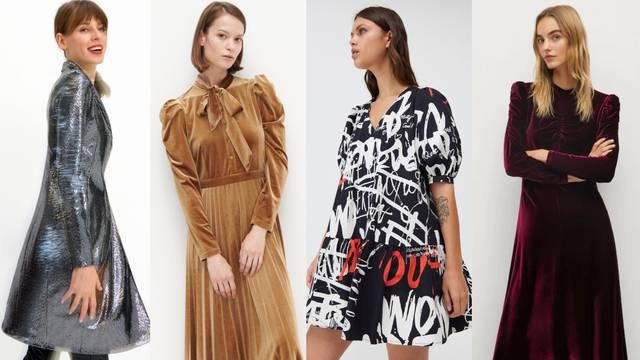 Od baršuna do šljokica: Top 10 izvrsnih haljina za kućni party