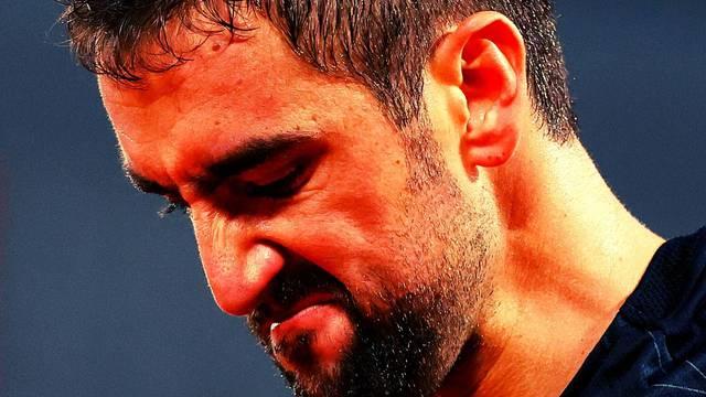 Čilić izgubio od 399. na ATP listi
