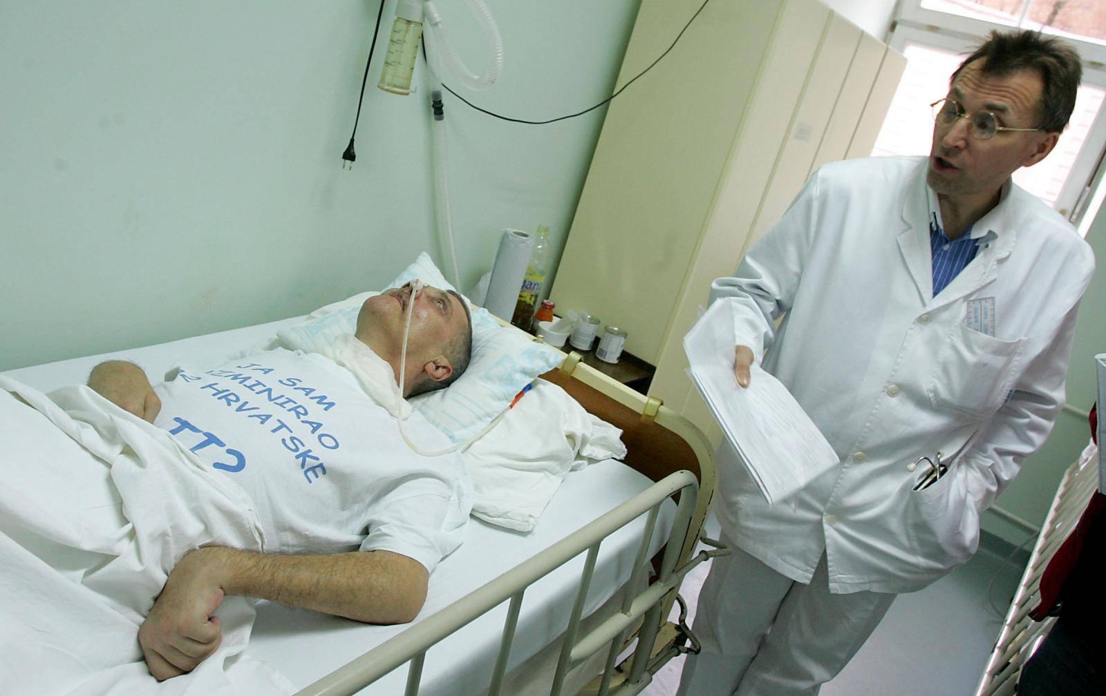 Ubojica Dragutina Golika: 'Oni su ga krivo liječili pa je umro'