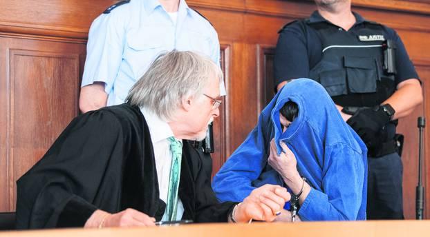 Sentencing in Villingendorf triple murder case