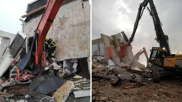 Tragedija u Poreču: Bagerist poginuo u urušavanju zida