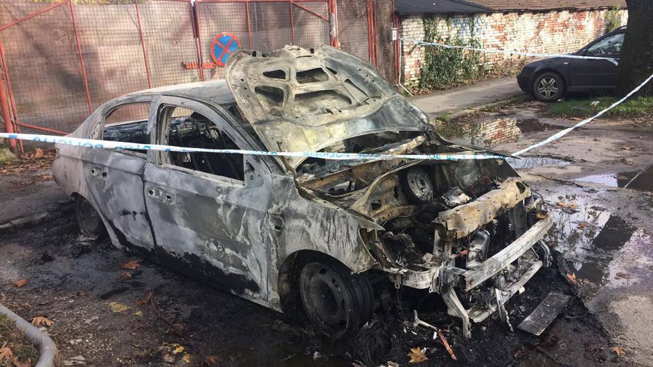 Policija uhitila muškarca: Po Zagrebu je palio automobile?