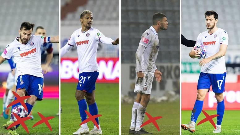 Nitko kao Hajduk: Jedini je u Europi promašio šest penala!