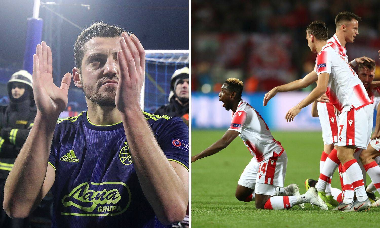 Real je najbolji, Crvena zvezda je bolja od Dinama i Hajduka!