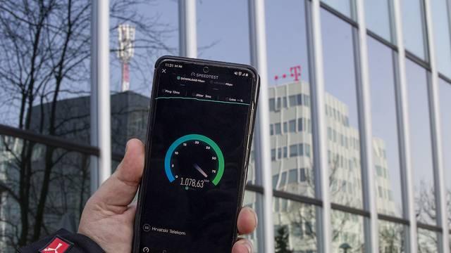 HT počeo testirati još brži 5G,  mrežom pokrili 1,2 milijuna ljudi