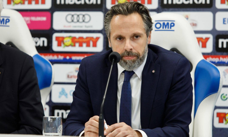 Jakobušić je novi predsjednik Hajduka! A lani podnio ostavku