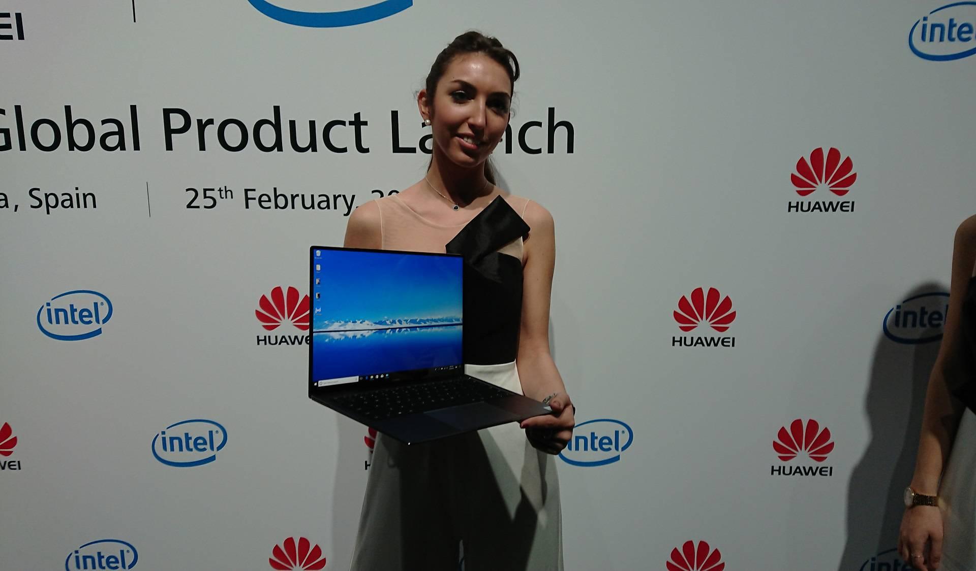 Huaweijev laptop u tipkovnicu sakrio kameru i odbacio rubove