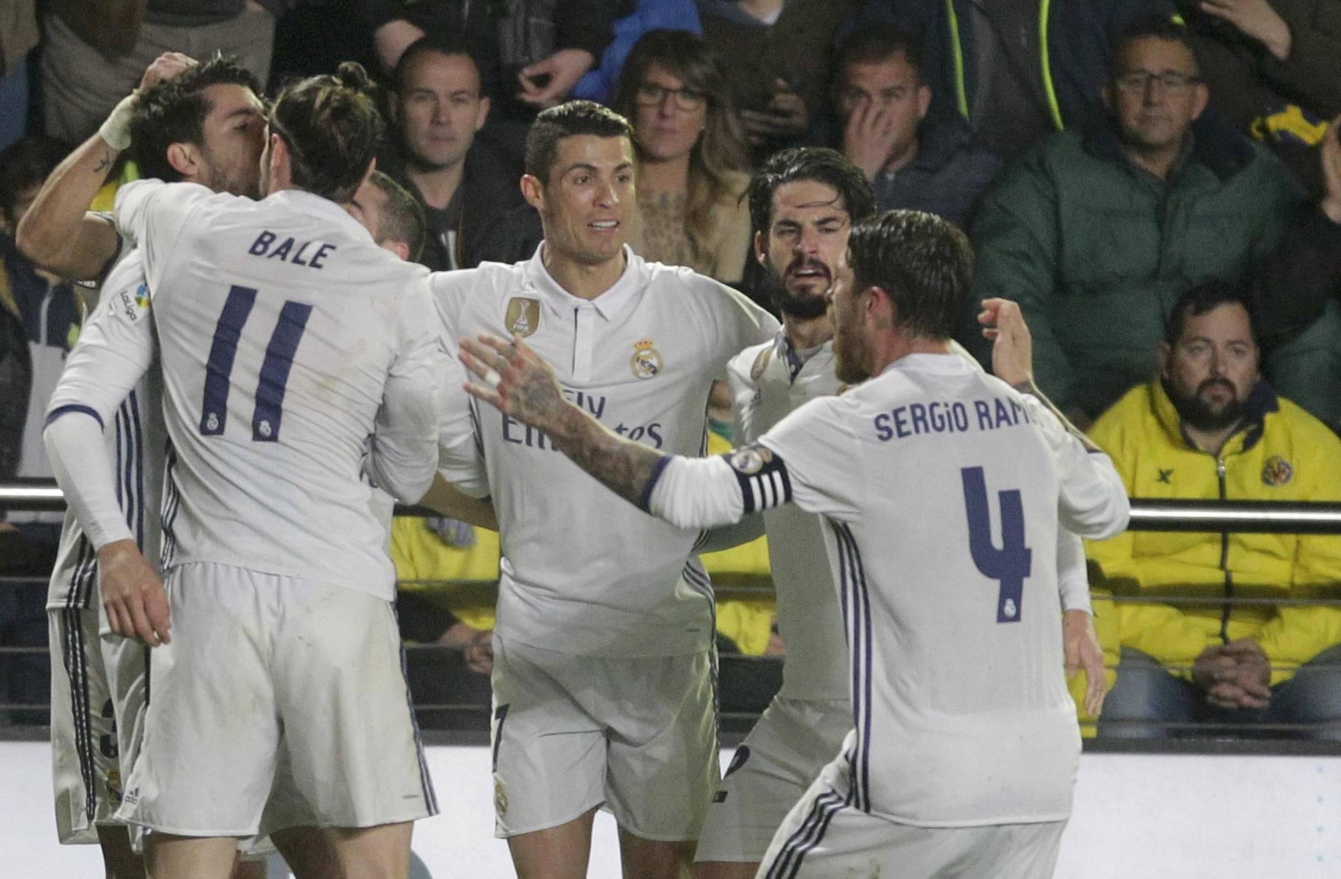 Football Soccer - Villarreal v Real Madrid - Spanish La Liga Santander