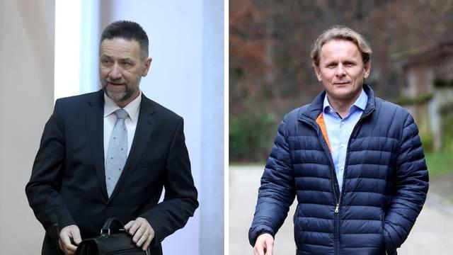 'Vrijeđao me': Bivši ministar Barišić tužio je Ivana Đikića