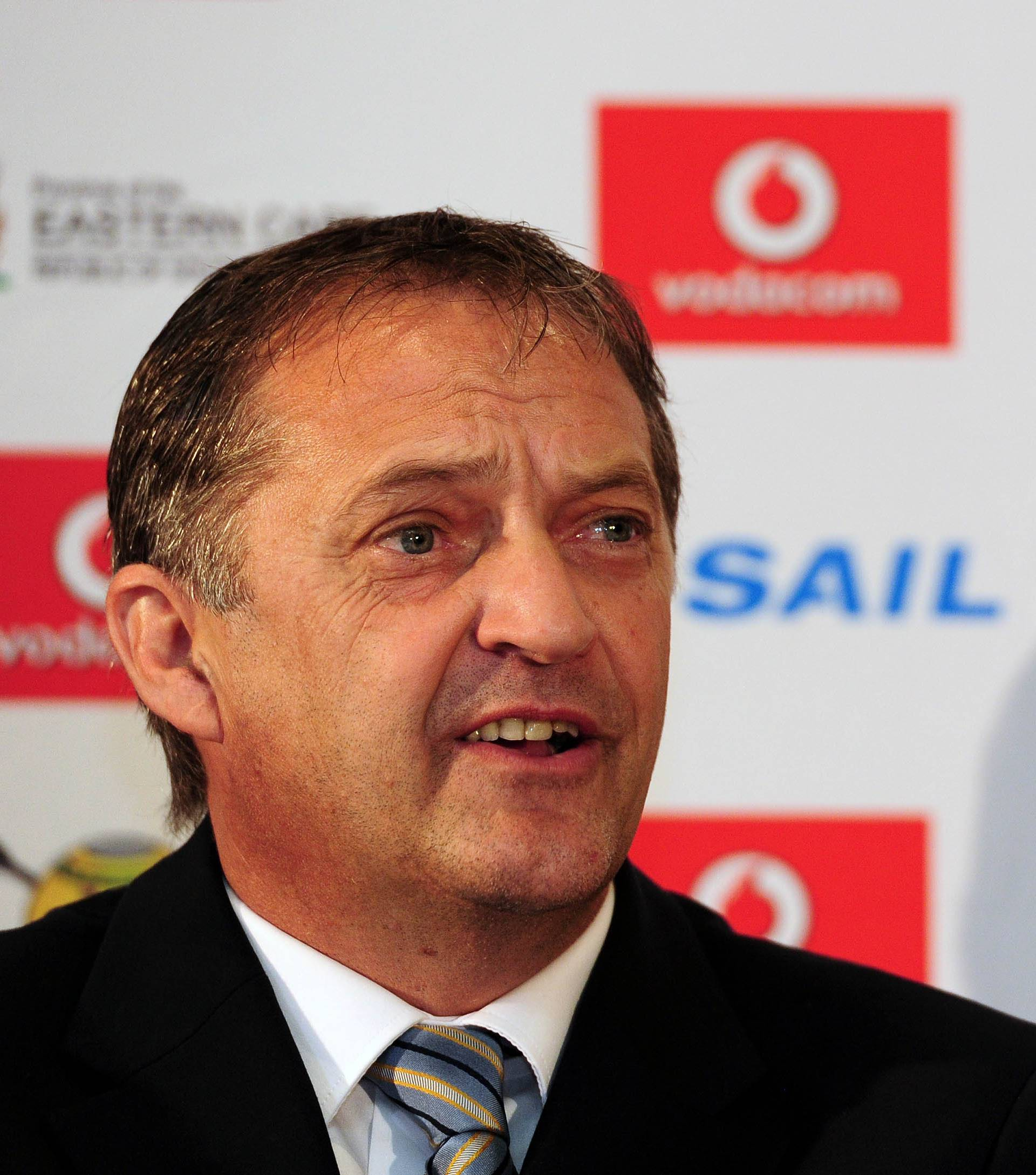Soccer - 2011 Vodacom Challenge - Arrival Press Conference - Emperors Palace - Johannesburg