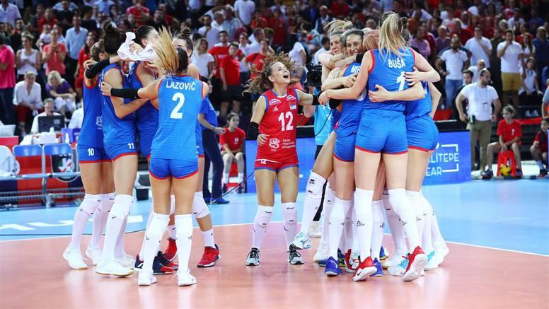 Srbija opet prvak Europe, u sjajnom finalu srušila domaćine