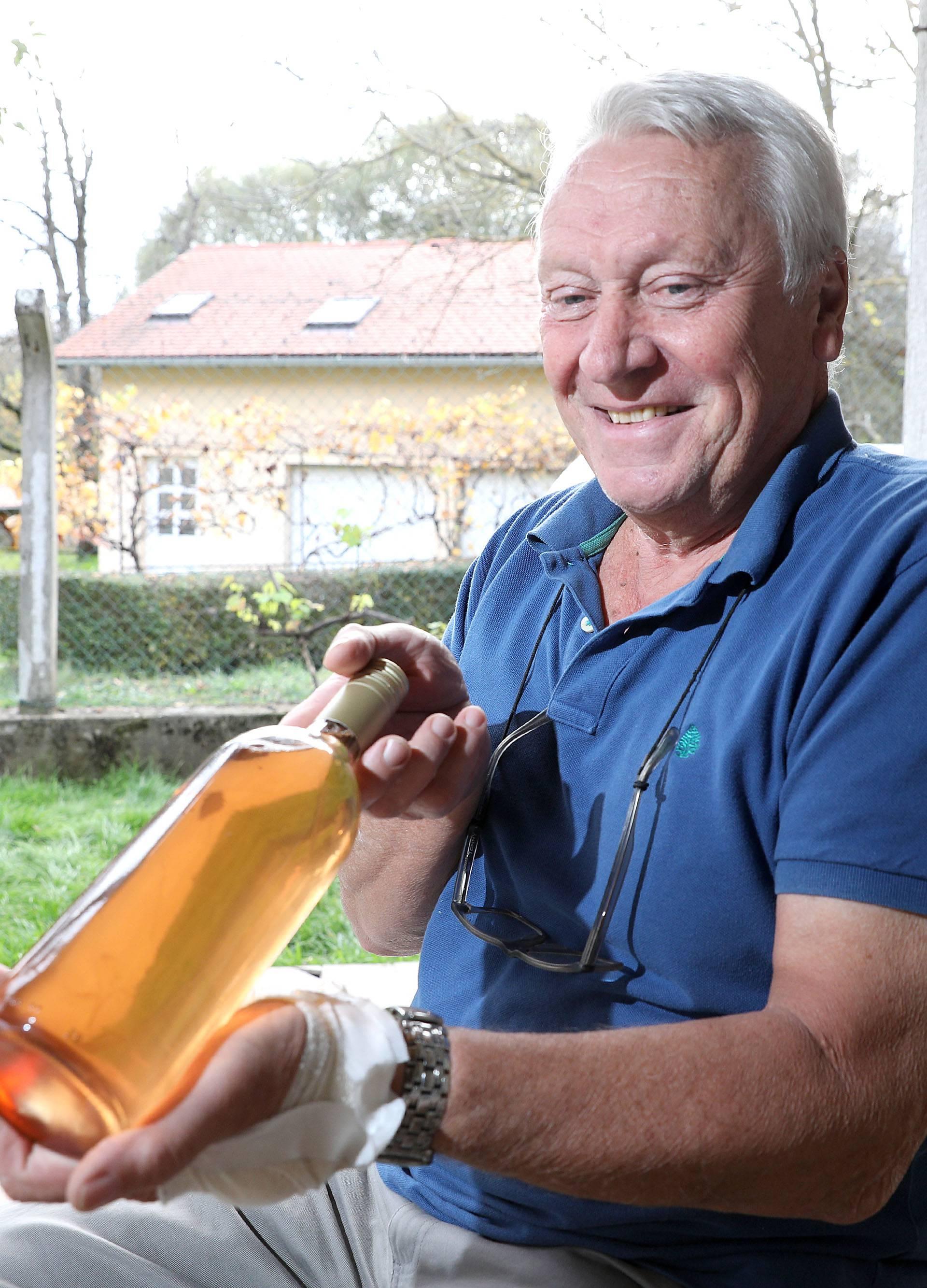 U Zagrebu proizvodi pjenušac i uzgaja kalifornijske pastrve...