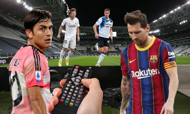 Gdje gledati Ligu prvaka? Messi protiv Juvea, ali bez Ronalda...